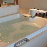 Room hot tub