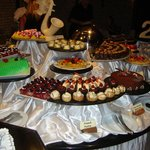 Desserts buffeé