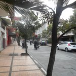 Braga Street in the Afternoon