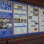 Come-N-Get It Menu