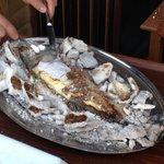 Супер вкусная рыба в соли