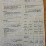 Hotelregeln und Gebühren