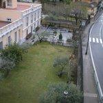 Balneario Viejo desde la habitación