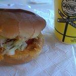 Burger feast