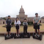 State Capital of Texas Segway historical tour of Austin! Segway tour of Austin.