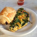 Breakfast Milo's style