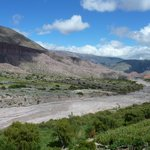 On the way to Salta from Salinas Grandes