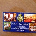 素敵なホテルでした。