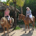 Horseback riding from Mr. Sanchos