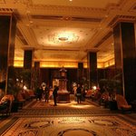 Waldorf Astoria Main Lobby