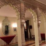 Usha Kiran Palace:Banquet Hall