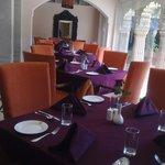Usha Kiran Palace: Restaurant