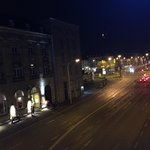 Ausblick nachts