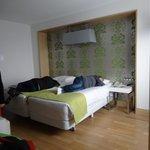 quarto double 4 pessoas