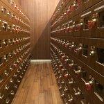 locker for shoes