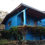 la cabana bleue