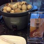 free herbal eggs snacks