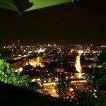 City View aus dem Strelec/Terrasse