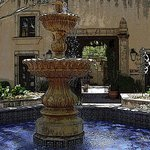 Many delightful fountains