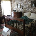 Mary Todd Lincoln's Bedroom