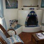 El Solecito Suite with kiva