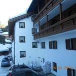 Photo de Hotel Casa Alpina