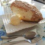 Tarta de merengue y lima casera, deliciosa!
