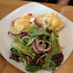 Eggs Benedict - Sunday Brunch