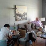 Apartemnt lounge