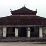 Templo Visounarath em Luang Prabang, Laos