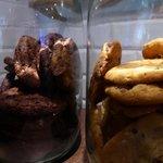 Executive lounge cookies
