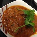 Lamb Curry Cinnamon RESTAURANT BELFAST