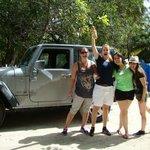 Sian Ka'an Jeep-Tour