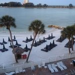 great private beach
