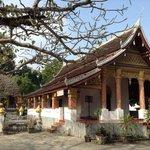Templo em Luang Prabang, Laos