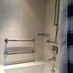 Shower, ADA room