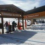 Close ski lifts