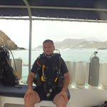 my first diving experience