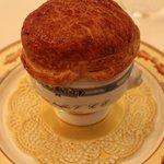 Soupe aux truffes VGE