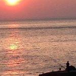 Sunset in Deiva Marina