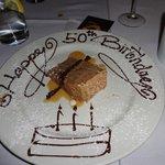 Lisa's cake