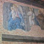 Фреска в Santa casa (Лорета)