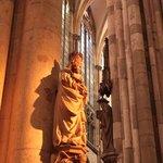 Catedral de Colônia (detalhe)