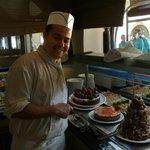 Sami  JDAA - Chef pâtissier -