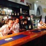 Une tres bonne ambiance au bar