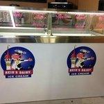 Scooping Reid's Ice Cream!