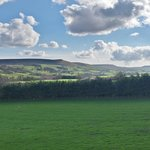 Looking up Coverdale from FC