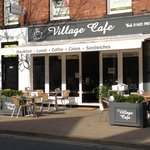 Village cafe alderley edge