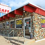 Bucky's Cafe, Cambridge Idaho