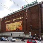 Fachada da Heineken